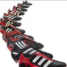 Adidas Predator history