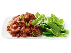 Get this all-star, easy-to-follow Sesame Chicken With Snow Peas recipe from Food Network Kitchen