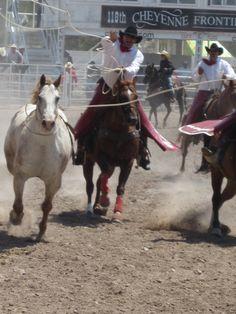 2014 Cheyenne Frontier Days in Cheyenne, WY