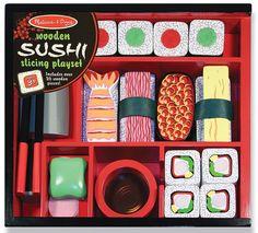 Melissa & Doug Sushi Slicing Playset