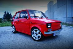fiat 2 by gregoryja on DeviantArt Fiat 126, Fiat Cars, Fiat Abarth, Steyr, Small Cars, Retro Cars, Italian Style, Peugeot, Cars And Motorcycles