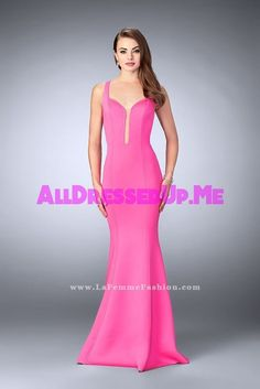 La Femme - 24360 - All Dressed Up, Prom Dress