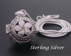 Harmony Ball Sterling Silver Traditional Balinese by HarmonyBalls