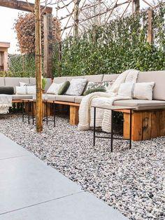 Outdoor Furniture Sets, Home And Garden, Outdoor Decor, Interior And Exterior, Cottage Garden, Outdoor Living, Backyard Beach, Outdoor Fireplace, Garden Inspiration