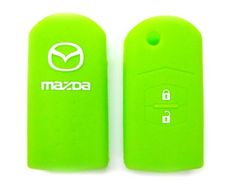Green Mazda Remote Key Silicone Cover 2 Buttons Case Holder for Mazda 3 5 6 (Single Pack) Lalipatt,http://www.amazon.com/dp/B00DJHXXF0/ref=cm_sw_r_pi_dp_sSGYsb19BMK2820Y