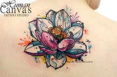 23+ Lotus Tattoos Design, Pictures And Images Ideas