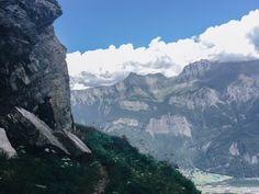 Passage à flanc de montagne Mount Everest, Nature, Travel, Alps, Mountain, Naturaleza, Viajes, Destinations, Traveling