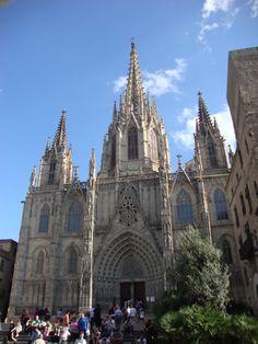Catedral de Barcelona, Espanha
