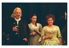 Mary Bennet stuck with her parents as she watches her sisters dance