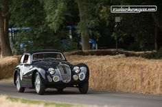 Talbot-Lago T26 Grand Sport Coupé von 1948 am Goodwood Festival of Speed 2015. © Stuart Adams Photography