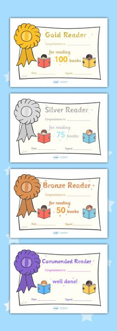 Twinkl Resources >> Editable Book Reading Certificates >> Thousands… Primary School Teacher, Primary Teaching, Teaching Reading, Guided Reading, Pre School, Reading School, Reading Club, Primary Classroom, Reading Resources