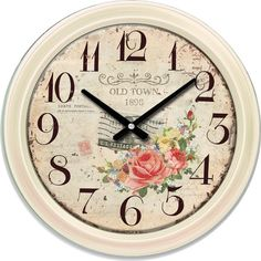 Beyaz Eskitme Büyük Boy Duvar Saati, Beyaz Eskitme Büyük Boy Duvar Saati Ürün Bilgisi ;Ürün maddesi : Plastik Gövde ve Gerçek cam kullanılmıştır Ebat : 60 cm Büyük boy Mek