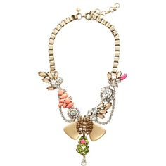 J.Crew Crystal mélange necklace (9.945 RUB) ❤ liked on Polyvore featuring jewelry, necklaces, accessories, crystal necklace, adjustable necklace, crystal stone necklace, crystal jewellery and j crew jewelry