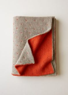 Double Knit Blanket | Purl Soho