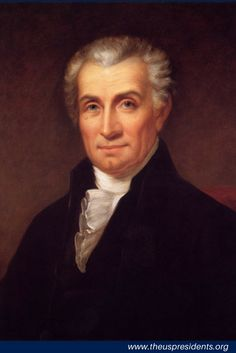 """James Monroe Presidency was the last American President of the """"Virginia Dynasty""""—of the first five men who held that position, four hailed from Virginia. Monroe also had a long and distinguished public career as a soldier, diplomat, governor, senator, and cabinet official."""