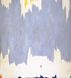 Clyfford Still, Untitled, oil on canvas, 114 in. x 104 in. Gift by the artist to the San Francisco Museum of Modern Art, 1975 Franz Kline, Willem De Kooning, Jasper Johns, Jackson Pollock, Robert Rauschenberg, Mark Rothko, Joan Mitchell, Pablo Picasso, Collages