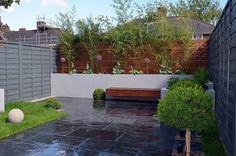 Modern Garden Design London Contact anewgarden for more information