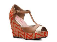Pink & Pepper Fabiola Wedge Sandal Women's Wedge Sandals All Women's Sandals Sandal Shop - DSW