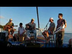 The Pirate Sessions - Key West Time. Live on a Fury catamaran during sunset. Cheers!    #KeyWest #Music