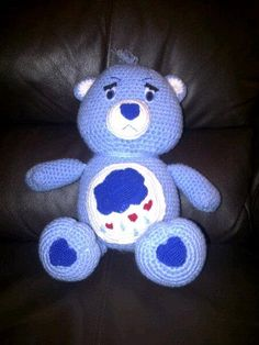 1000+ images about crochet care bears on Pinterest Care ...