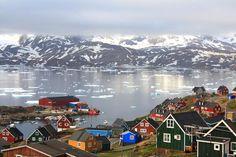 Tasiilaq Greenland. By chrissy575