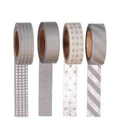 HEMA 4-pak washi tape – online – altijd verrassend lage prijzen!