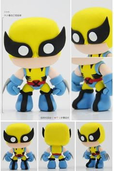 Wolverine Air dry clay