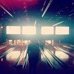 Photo by Instagram user: #carly_maxx - // #NYC #Brooklyn #Concerts #BrooklynBowl #livemusic  #ariannapeyser