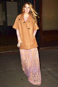 From Ombré Gowns to Cool Tweed Jackets, Check Out This Week's Best-Dressed Celebs