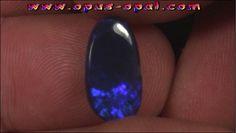 GEM Class Black Opal  3,29 ct