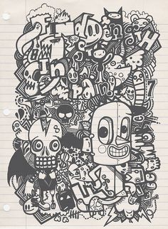 doodle by wotto