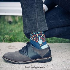 Sock Subscription. Crazy cute and quirky socks right in your mailbox each month.