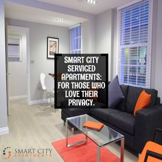 Enjoy complete privacy and freedom during your stay. #servicedapartments