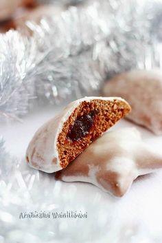 Arabeska : Pierniczki jak alpejskie Cookie Recipes, Snack Recipes, Puff Pastry Desserts, Sweet Little Things, Xmas Food, Edible Gifts, Polish Recipes, Diy Food, My Favorite Food