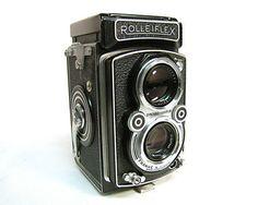1951 Rolleiflex Automat Camera by Rollei #BureauofTrade