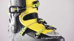 La Sportiva presents Spectre, the 4 buckle skimountaineering boots. The video is in French Language.