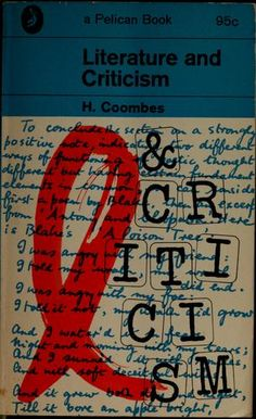 Literature and Criticism