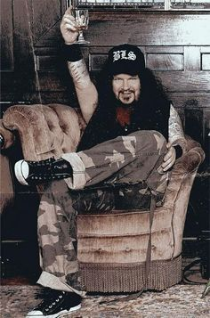 dimebag darrell | gettin fancy up in here!