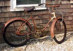 Gear up for your ride with BikeExchange! Buy and Sell a Huge Range of New and Used Mountain Bikes, Road Bikes, BMX Bikes and Bike Accessories today. Old Bicycle, Old Bikes, Bmx, Second Hand Bicycles, Used Mountain Bikes, Recycled Garden Art, Balance Bike, Rusty Metal, Metal Toys