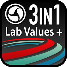 Lab Values Medical Reference -- You can get additional details at the image link. (Note:Amazon affiliate link)