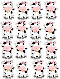 Ideas for lola cow party birthday decoration Cow Birthday Parties, Cowgirl Birthday, Cowgirl Party, Farm Birthday, Farm Animal Party, Farm Party, Paper Party Decorations, Birthday Party Decorations, Cow Cartoon Images