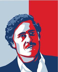 Narco Pablo Escobar Design by Memeingful Pablo Emilio Escobar, Pablo Escobar Death, Don Pablo Escobar, Pablo Escobar Quotes, Narcos Poster, Chapo Guzman, Cultura Pop, Mafia, Best Tv