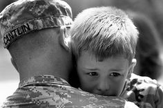 Imagine having to do that with your father, your brother, your best friend, or your son..