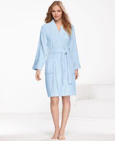 Lauren Ralph Lauren Greenwich Robe - Shop All Pajamas & Robes - Women - Macy's