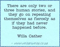 Quotable - Willa Cather