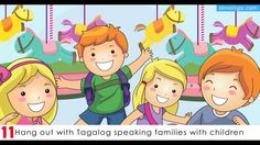 Teach kids Tagalog - 15 Ways for children to learn Tagalog #tagalog #filipino
