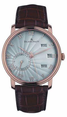 Blancpain Villeret Annual Calendar GMT.