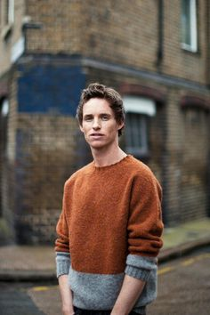 The ever stylish Eddie Redmayne...