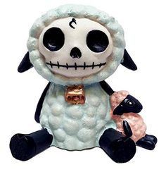 Furrybones Woolee Doll Blue Sheep Cute Skeleton Monster O... https://www.amazon.com/dp/B00S1QRISC/ref=cm_sw_r_pi_dp_x_I0BbAbHWCV4YQ
