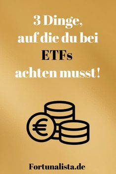 This is the best way to buy ETFs! What mistakes you should avoid. Value Investing, Investing Money, Budget Planer, Mistakes, Good Things, Books, Stuff To Buy, Pinterest Blog, Lifestyle